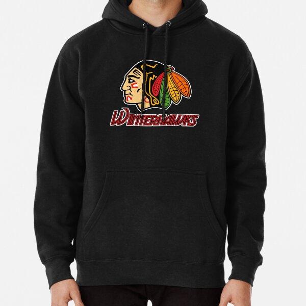 Portland Winterhawks Pullover Hoodie