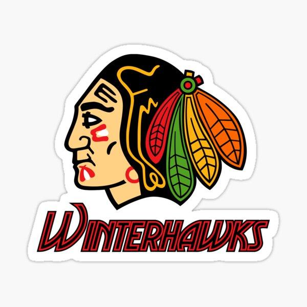 Portland Winterhawks Sticker