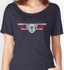 Kaiju Danger Zone Women's Relaxed Fit T-Shirt