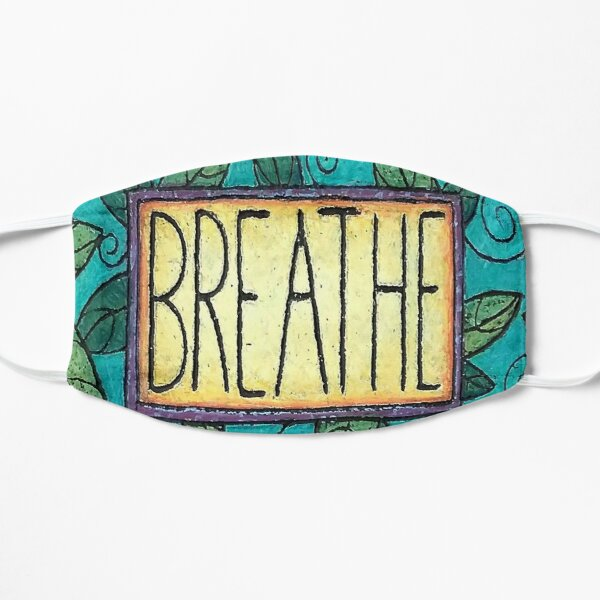 Breathe by Merideth Young Mask