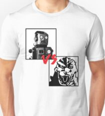 Robots Vs Monsters T-Shirt