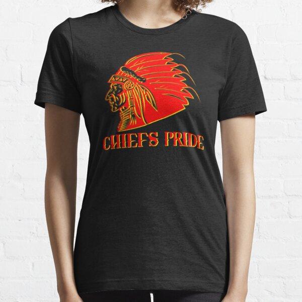 Chiefs Pride Text Art Essential T-Shirt
