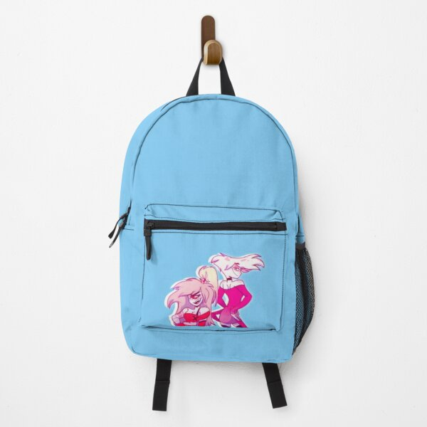 Addict - Hazbin Hotel fanart  Backpack