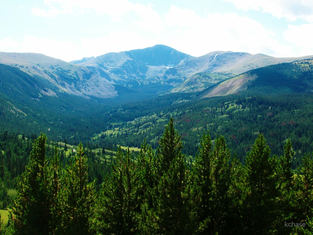 Colorado High Country by kchase