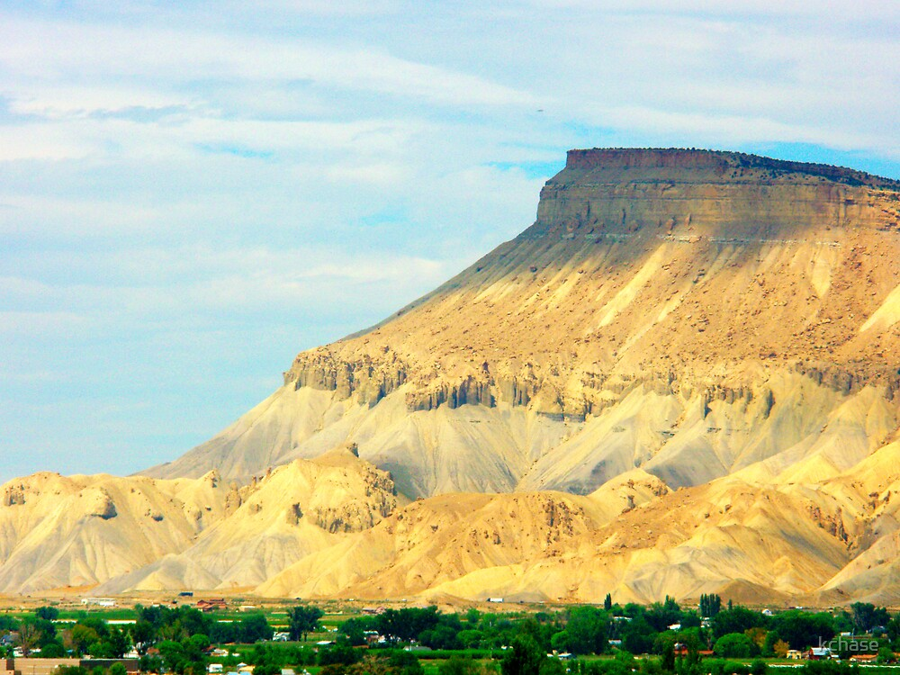 Palisade Book Cliffs by kchase