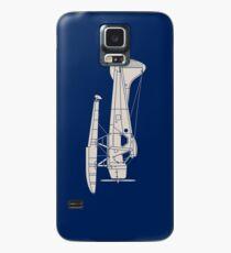 de Havilland Canada (DHC-2) Beaver Case/Skin for Samsung Galaxy