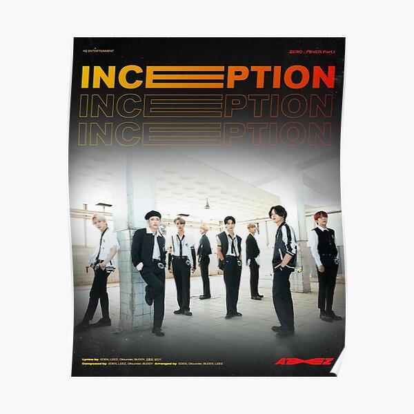ATEEZ ZERO:FEVER INCEPTION Poster