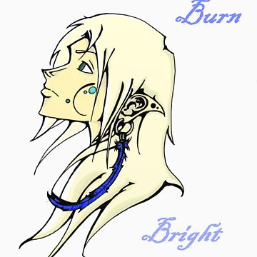 Burn Bright - Elf by foriamtheowl