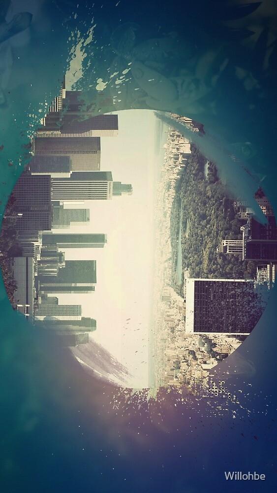 City Splash  by Willohbe