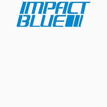 Impact Blue by tonkat