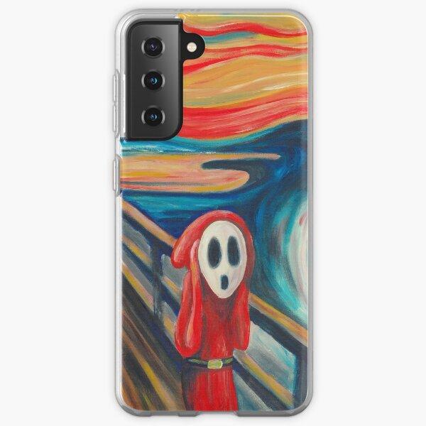 Shy Guy Scream Samsung Galaxy Soft Case