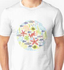 print Sea Unisex T-Shirt