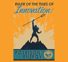 Ruler Of The Tides Of Innovation! | Unisex T-Shirt