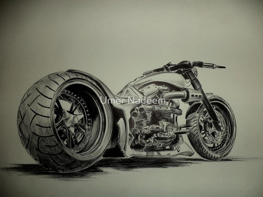 Walz Hardcore chopper by Umer Nadeem