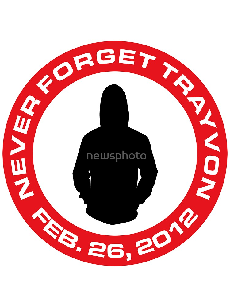 Never Forget Trayvon by newsphoto