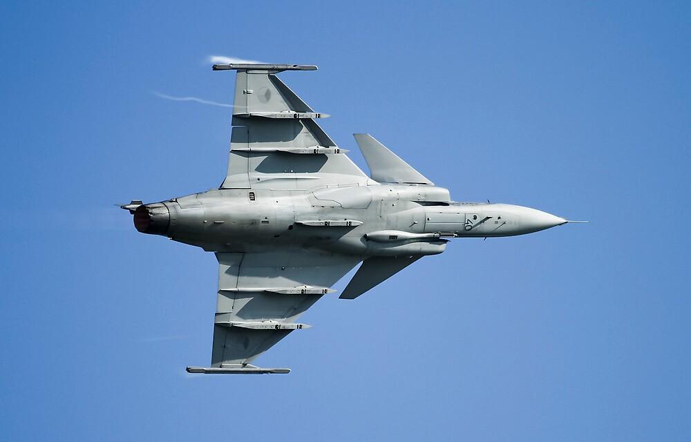 SAAB Gripen by PhilEAF92