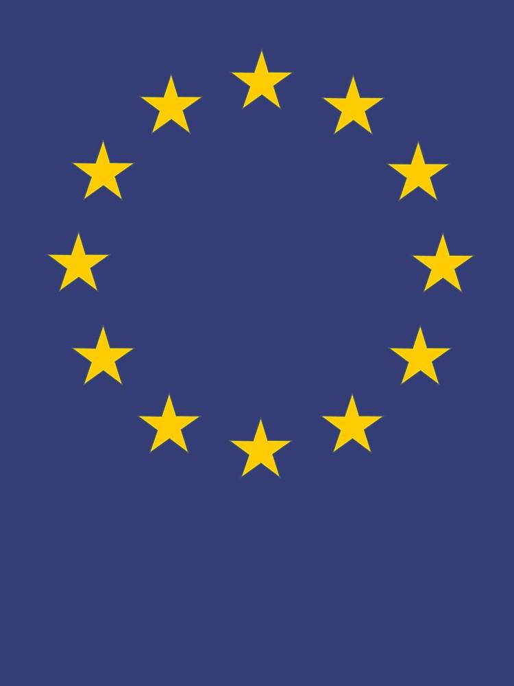 European Union stars by northstardesign