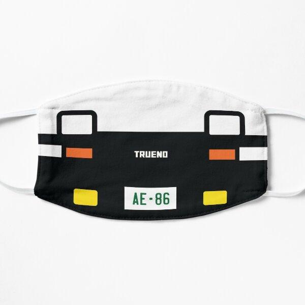 Toyota Trueno AE86 Minimal Front Flat Mask