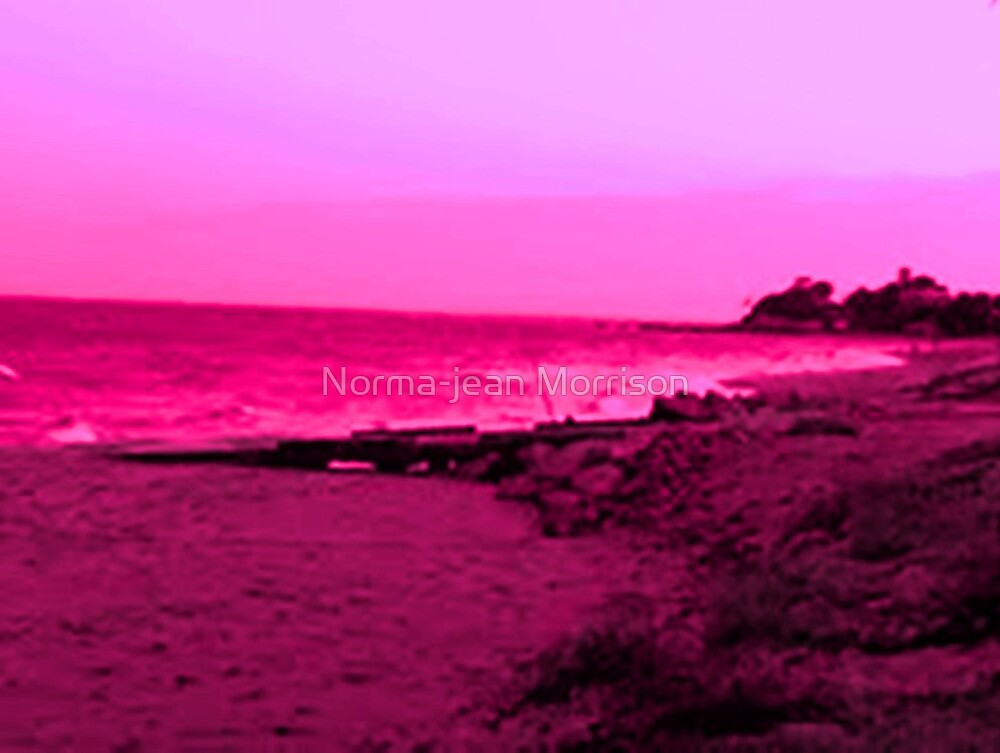 the red sea  by Norma-jean Morrison