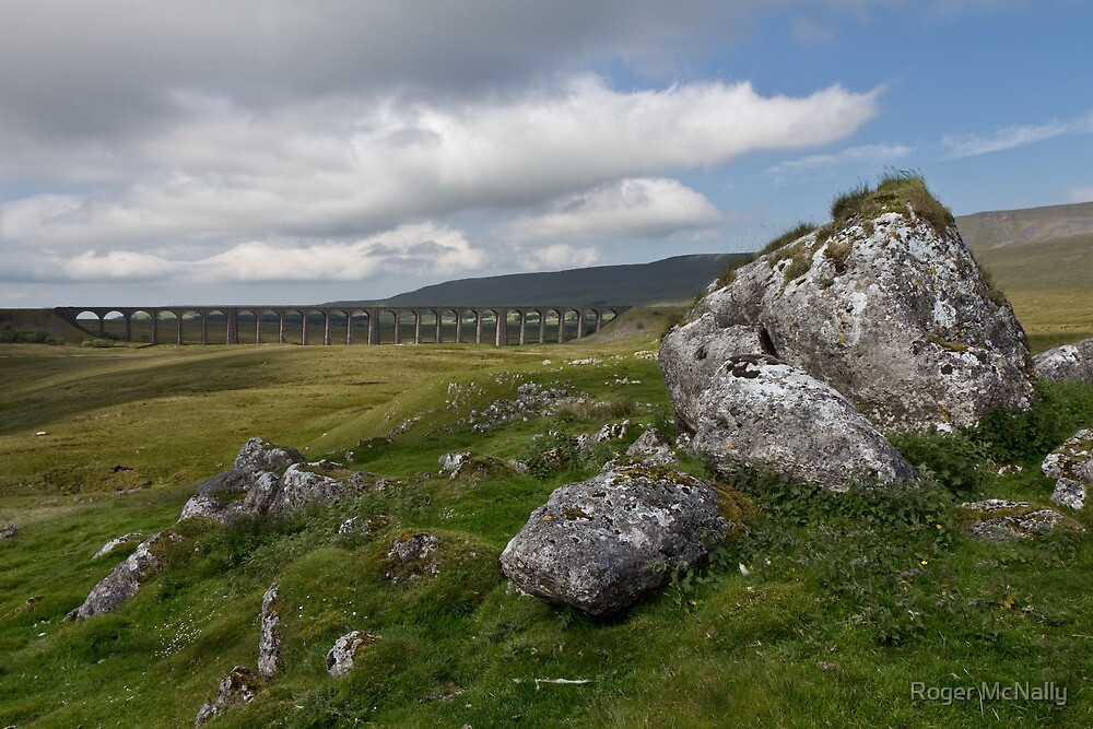 Ribblehead Viaduct by Roger McNally