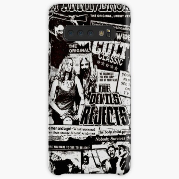 Devils rejects 15 year anniversary design rob zombie horror movie  Samsung Galaxy Snap Case