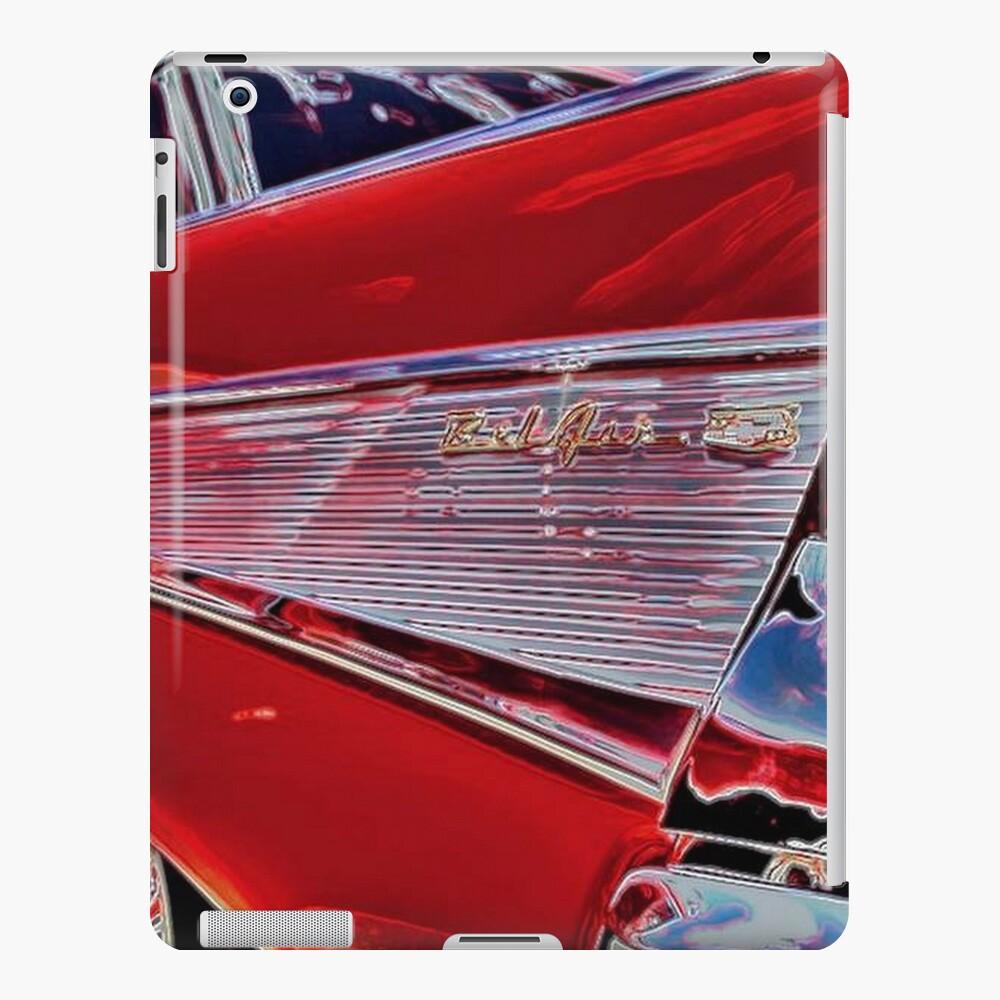 VINTAGE CHEVY BELAIR iPad Case & Skin