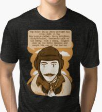 RAF Banter sepia Tri-blend T-Shirt