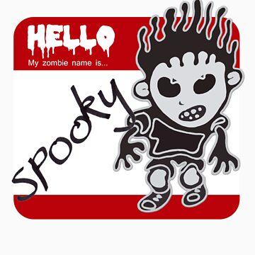 Zombie Spooky by innerZ