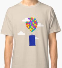 Adventure is Out There! Classic T-Shirt