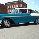 1956 Chevrolet BelAir by TeeMack