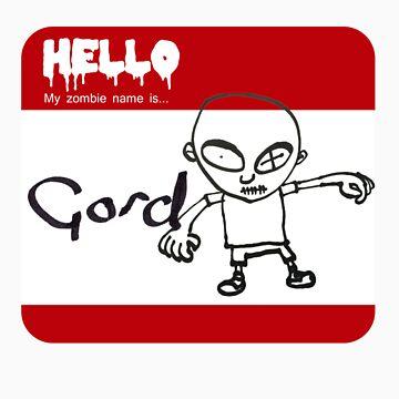Zombie Gord by innerZ