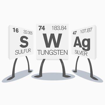 Chemist's Swag. by AVart