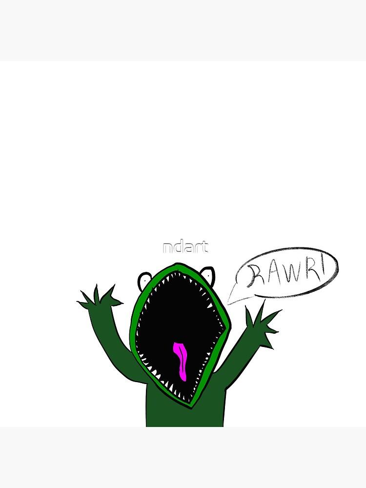 Monster by ndart