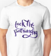 F*ck The Patriarchy (NSFW) T-Shirt