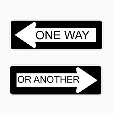 One Way Or Another by xoNIALL3R