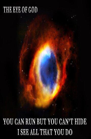 Gods Eye by catije