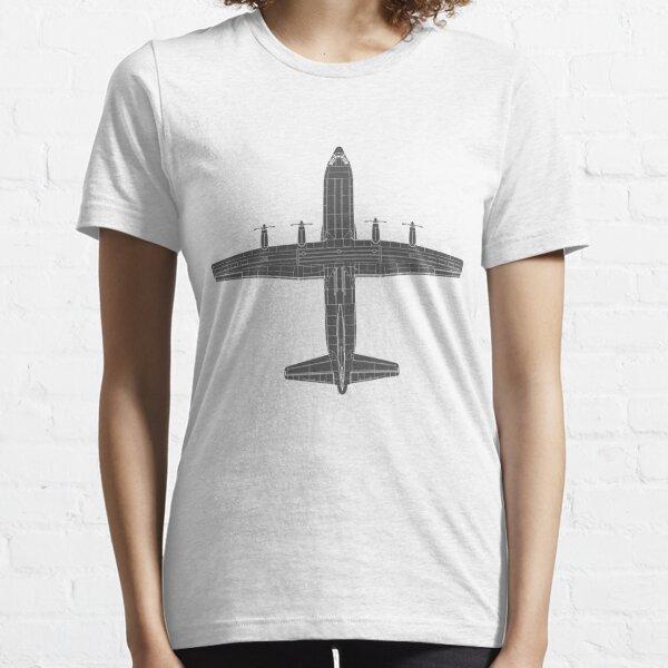 Lockheed C-130 Hercules Essential T-Shirt