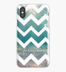 Summer Chevron iPhone Case