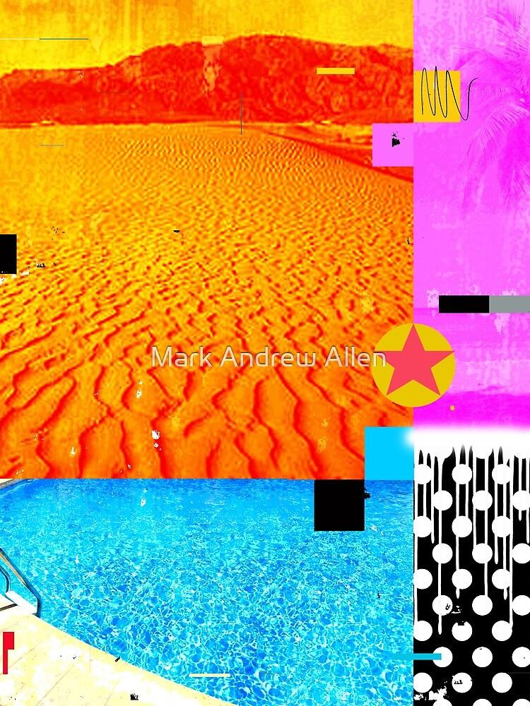 DESERT DREAM by MarkAndrewAllen