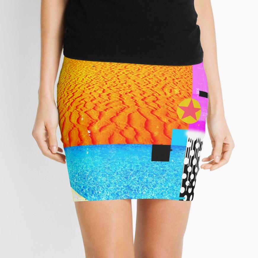 DESERT DREAM Mini Skirt