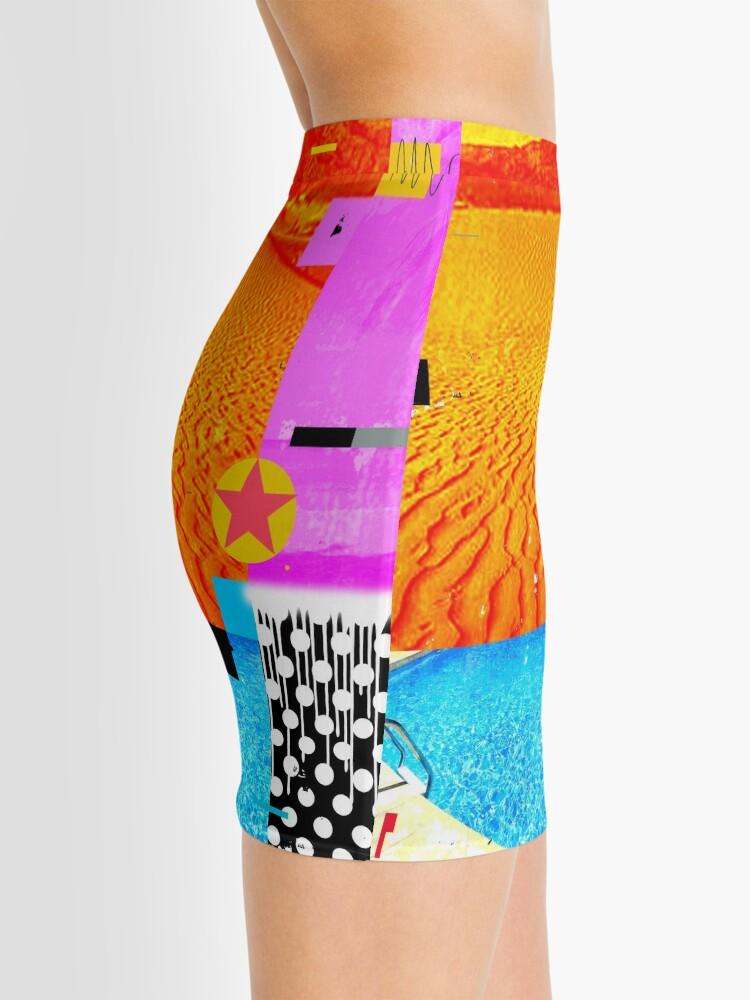 Alternate view of DESERT DREAM Mini Skirt