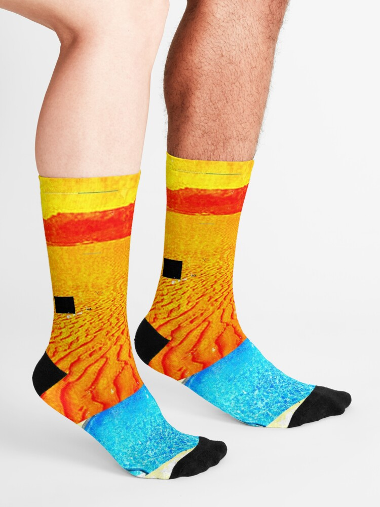 Alternate view of DESERT DREAM Socks