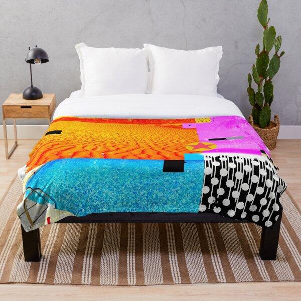 DESERT DREAM Throw Blanket