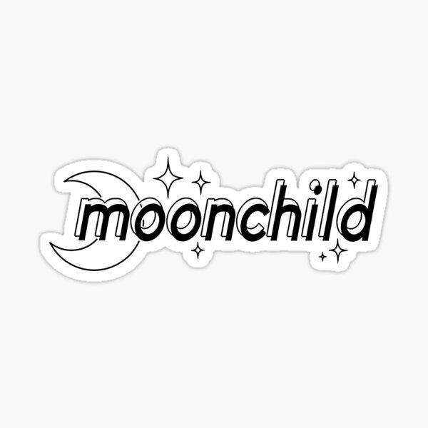 Moonchild ver.1 Sticker