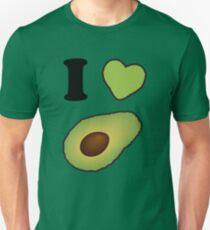 I <3 Avocado T-Shirt