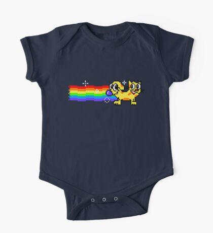Nyan CatDog Kids Clothes