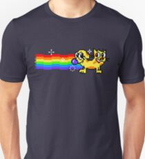 Nyan CatDog Unisex T-Shirt
