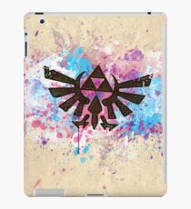 Triforce Emblem Splash iPad Case/Skin