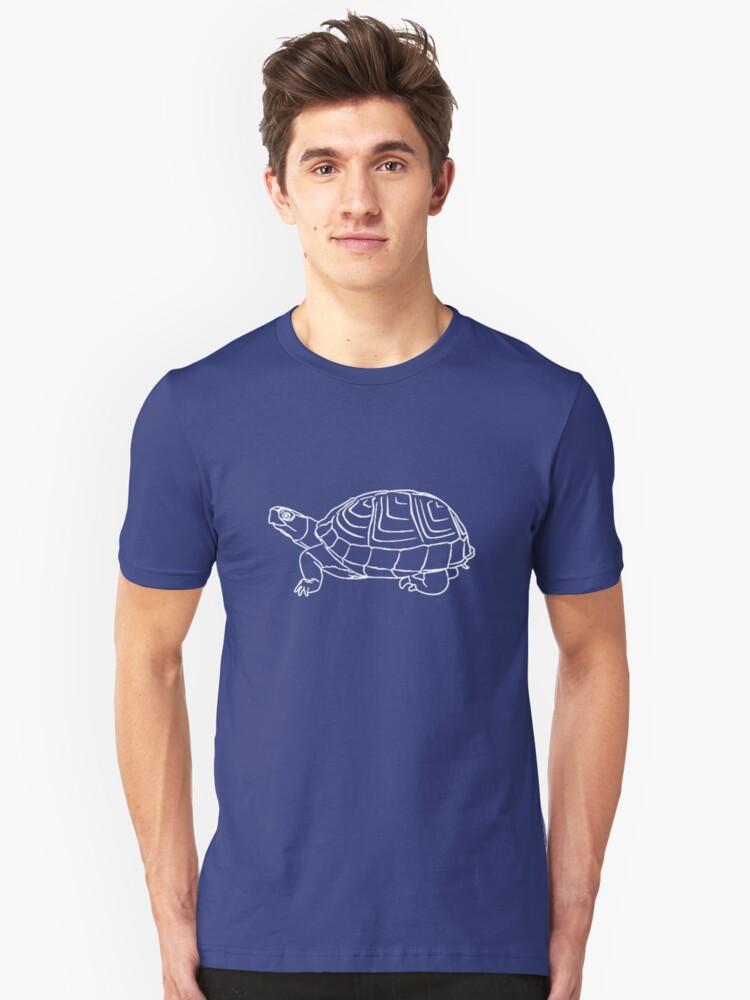 Turtle Unisex T-Shirt Front