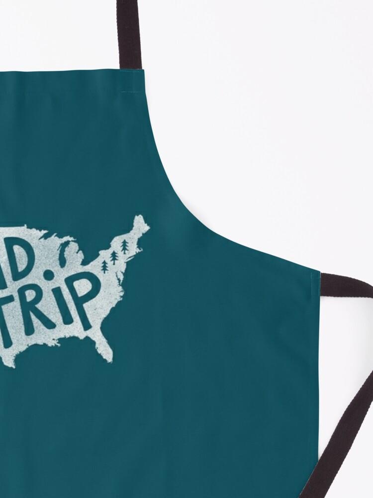 Alternate view of Road Trip USA - blue Apron